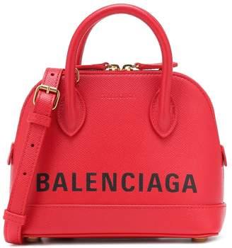 Balenciaga Ville XXS leather tote