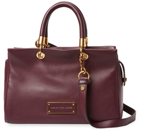 Marc By Marc Jacobs Too Hot To Handle Small Leather Satchel