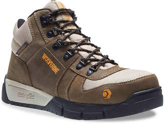 Wolverine Mauler Work Boot - Men's
