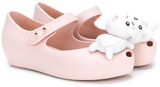Mini Melissa Cat and Mouse ballerina shoes