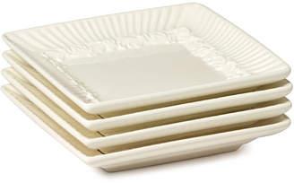 Mikasa Dinnerware, Set of 4 Italian Countryside Square Dip Plates