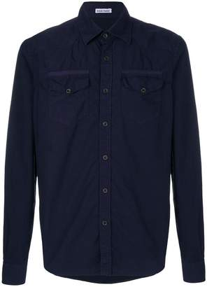 Tomas Maier riviera cotton western shirt
