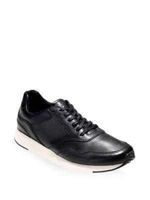 Cole Haan Grandpro Leather Runner Sneakers