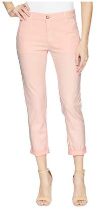 AG Adriano Goldschmied Caden in Sulfur Prism Pink Women's Jeans
