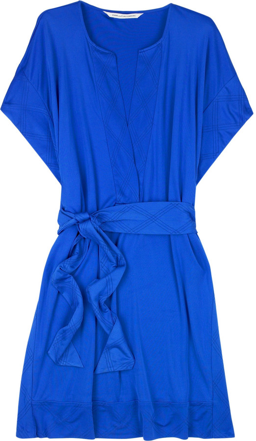 Diane von Furstenberg Tuvallu kimono dress