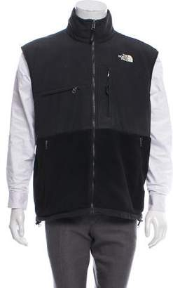 The North Face Fleece Zip-Up Vest