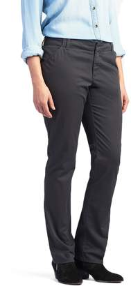 Lee Women's Essential Chino Straight-Leg Pants
