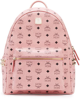 MCM Stark Backpack In Side Studded Visetos
