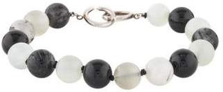 Tiffany & Co. Multistone Beaded Bracelet