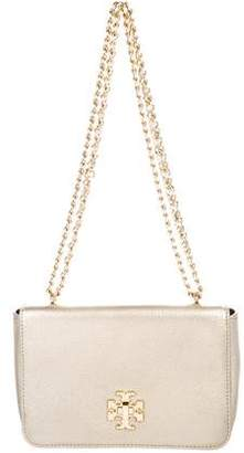 Tory Burch Metallic Mercer Adjustable Shoulder Bag