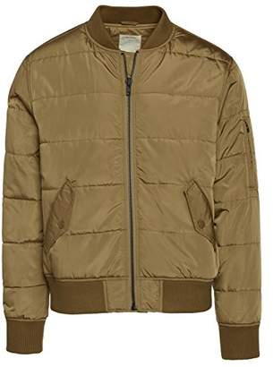 Life After Denim Men's Contemporary M1 Bomber Puffer Jacket