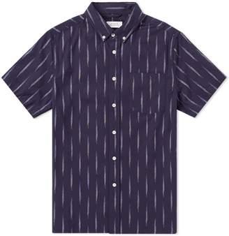 Saturdays NYC Short Sleeve Esquina Eclat Shirt