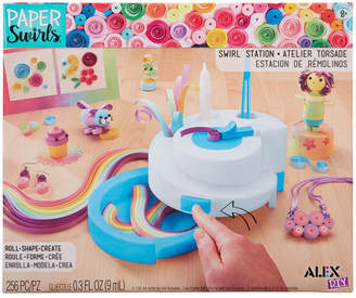 Alex Toys Diy-Paper Swirls Swirl Station