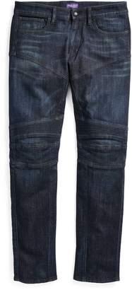 Ralph Lauren Slim Fit Moto Jean