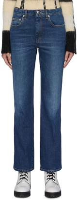 Sonia Rykiel Washed flared jeans