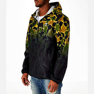 adidas Men's Camouflage Windbreaker Jacket