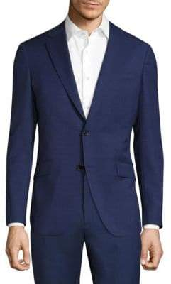Theory Malcolm Heiron Slim-Fit Wool Jacket