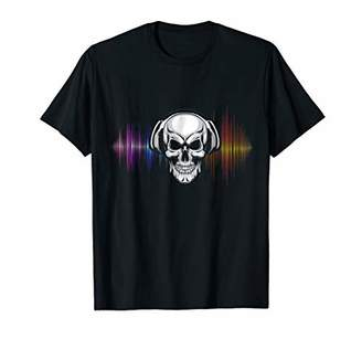 LED Sound Activated For Party Halloween T-Shirt