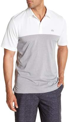 Travis Mathew Sivanish Colorblock Polo