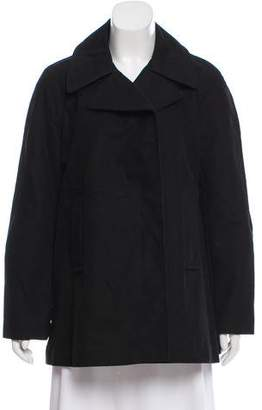 The Row Double-Breasted Coat