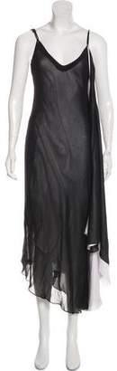 Louis Vuitton Sleeveless Maxi Dress