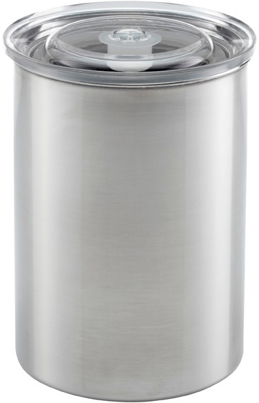 Container Store 64 oz. Airscape Canister Stainless