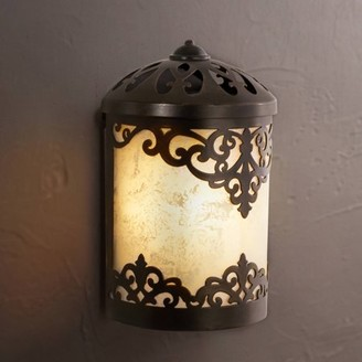 ScentSationals Edison Leotine Wall Accent Scented Wax Warmer