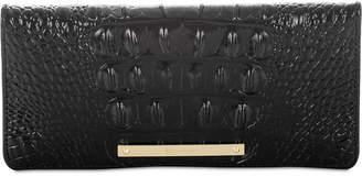 Brahmin Ady Melbourne Embossed Leather Wallet