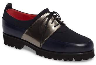 Pas De Rouge Lace-Up Oxford (Women)