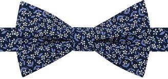 Tommy Hilfiger Men Micro Floral Pre-Tied Bow Tie