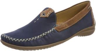 Gabor Womens California 86.090.46 Nubuck Shoes 6.5 US