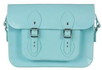Melissa New Womens Blue Cambridge Satchel Co. Pu Handbags