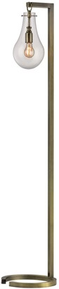 Dimond Foucault Antique Brass Floor Lamp