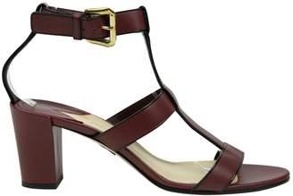 Paul Andrew Leather heels