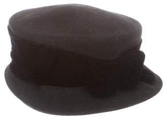 fce54f48ec1 Eric Javits Black Wool Women s Hats - ShopStyle