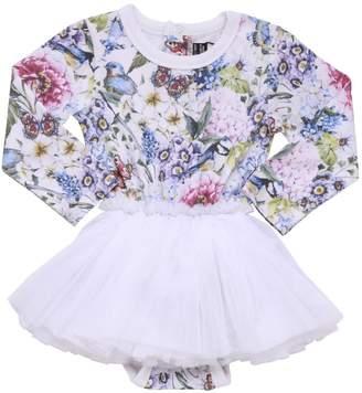Rock Your Baby Garden Baby Dress
