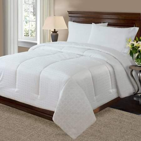 Crowning Touch 500-Thread-Count 100 Percent Cotton Comforter