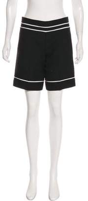 Marc Jacobs Accented Knee-Length Shorts