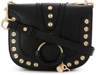 See by Chloe Hana studded satchel