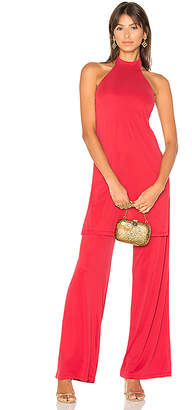 House of Harlow 1960 x REVOLVE Justine Jumpsuit in Red $178 thestylecure.com