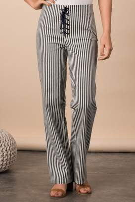 O'Leary Margaret Lace Up Pant