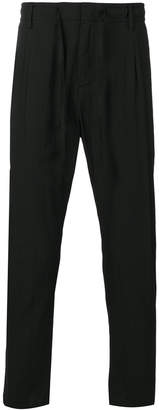 Paolo Pecora drawstring tapered trousers