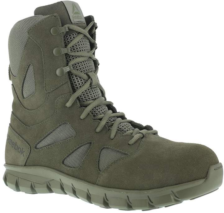 Reebok Men s Sublite Cushion RB8881 Military and Tactical Boot - ShopStyle cf79af81c043d