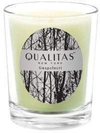 Qualitas Candles Grapefruit Candle/ 6.5 oz.