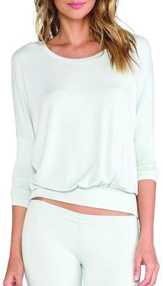 Eberjey Slouchy Lounge Top