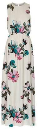Iman Soaked in Luxury Maxi Dress