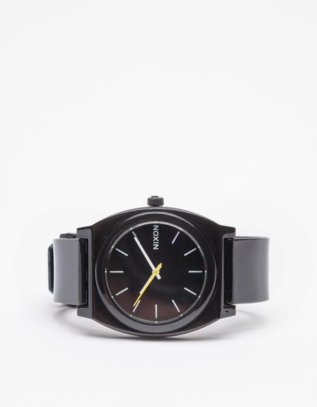 Nixon Time Teller P in Black