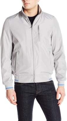 Perry Ellis Men's Bonded Jacket