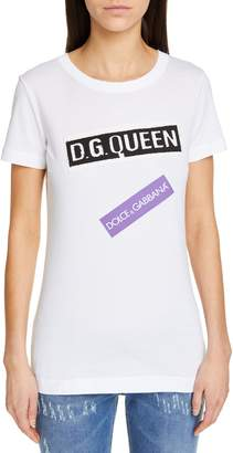 Dolce & Gabbana Queen Tee