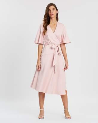 Elliatt Famous Dress
